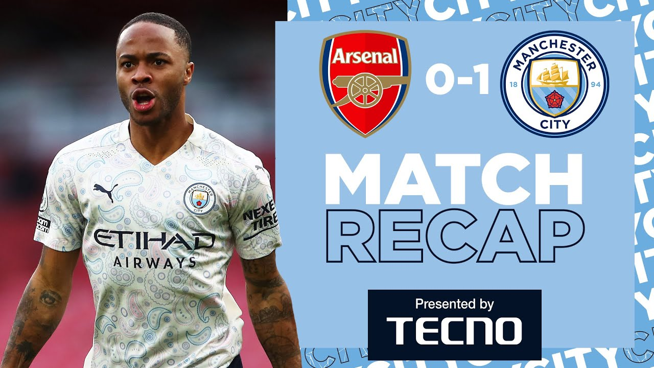 25 GAMES UNBEATEN | MATCH RECAP | ARSENAL 0-1 CITY