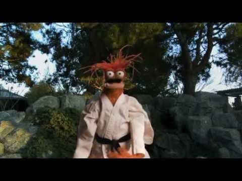 Shellfish Self Defense With Pepe The King Prawn Youtube