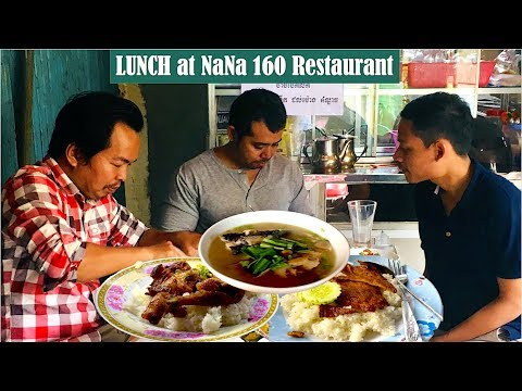 Sunday Life at Phnom Penh City in Cambodia | We Travel Around and Eat Breakfast, Lunch, and Dinner