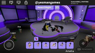 Your Love Is Gone/Roblox Dance Off [Cam Fixed]