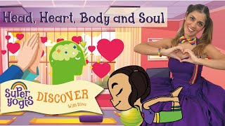 HEAD🙂 HEART ❤ BODY🤲 SOUL🤩 SUPER YOGIS Discover