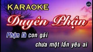 Duyên Phận (KARAOKE) || Beat Hay [TH Karaoke]