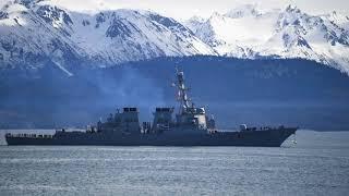 МИД Китая обвинил ВМС США в нарушении морской границы