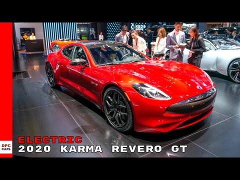 2020 Karma Revero GT Electric Car