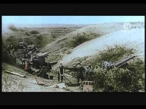Други светски рат у боји   Хитлеров напад на исток, 4 епизода