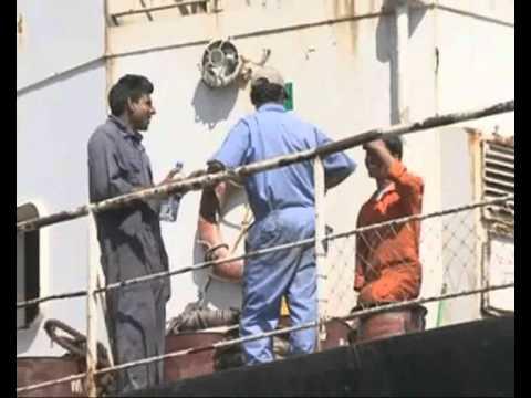 vessel arrest