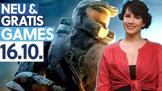 Halo: Master Chief Collection KOSTENLOS ausprobieren und mehr - Neu & Gratis-Games