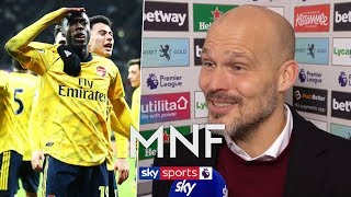 """Pepe is going to get better and better!"" 