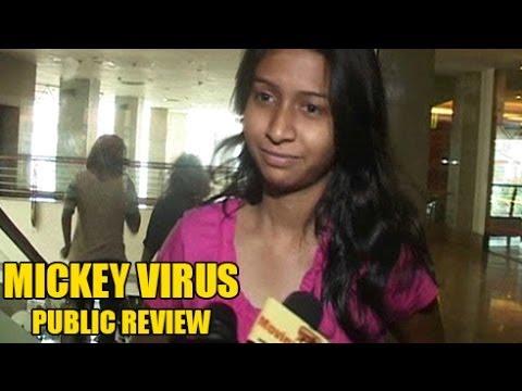 Mickey Virus Public Review | Manish Paul, Elli Avram, Puja Gupta & Manish Choudhary