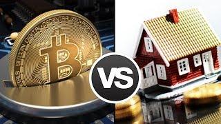 Куда Вложить Деньги в 2019 / Недвижимость vs Биткоин