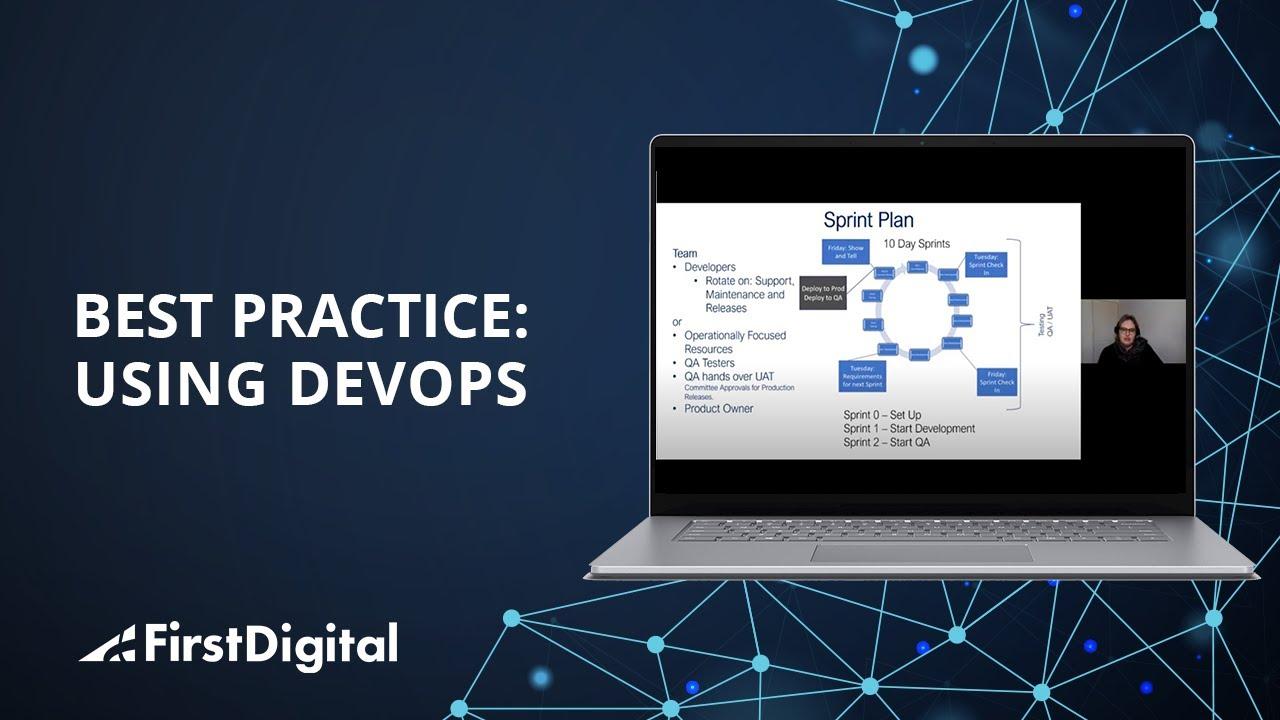 First Digital WC Webinar 2 Remote Development Using Devops Practices & Collaboration Tools 1