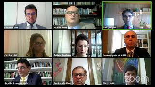 Sessão do TRE-RN realizada por meio de videoconferência, nos termos da Resolução TRE-RN n.° 05/2020.