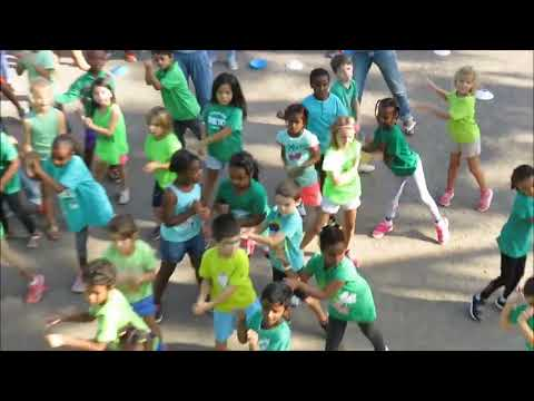 Flash mob du primaire