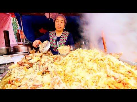 Muslim Street Food in CHINA | Shanghai's HALAL Street Food HEAVEN - BEST Islamic Chinese Street Food