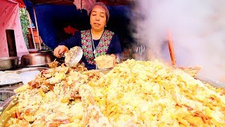 Muslim Street Food in CHINA | Shanghai