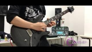 Roselia - LOUDER (Guitar Cover) ギター 弾いてみた【BanG Dream!】