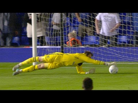 Tomasz Kuszczak's INCREDIBLE save v Derby County | Save of the season already?