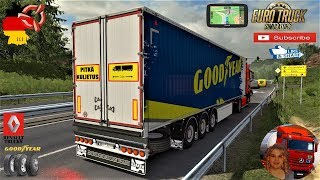 Euro Truck Simulator 2 (1.35)   SCS Trailer Tuning Pack v1.5 Renault Range T Official SCS Software Range T Interior Engine Sound Edit v1.1 Germany Revisiting Phase 2 by SCS + DLC's & Mods https://forum.scssoft.com/viewtopic.php?f=247&t=277132 https://foru