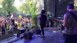 ras muhamad letter to mama live uprising festival bratislava 2016