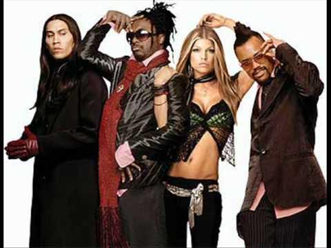 Black Eyed Peas  Shut Up Radio Edit