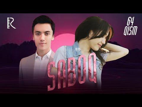 Saboq (o'zbek serial) | Сабок (узбек сериал) 64-qism #UydaQoling