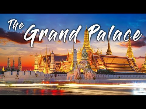 THE GRAND PALACE: Bangkok, Thailand