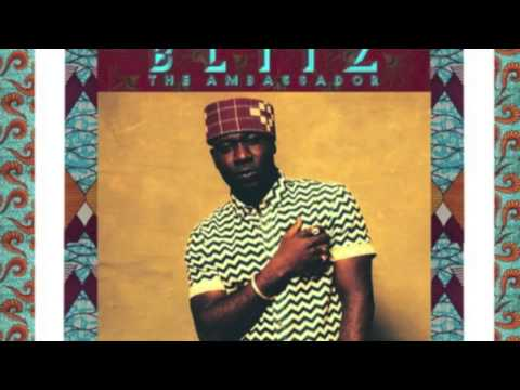 Blitz The Ambassador - AFRICA IS THE FUTURE Ft. Oxmo Puccino, Just A Band, Oum