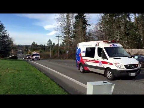 Last call for EMT Victor Lyons, AMR-Seattle 2/5/2016