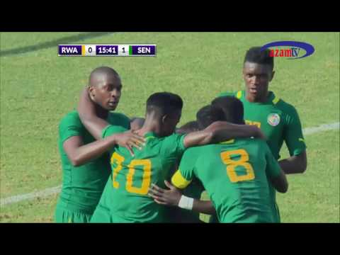 RWANDA 0 vs 2 SENEGAL HIGHLIGHTS