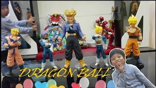 REVIEW FIGURE DRAGON BALL Z!!! #SAMBIL BERMAIN #CERIA DAN HAPPY!!!