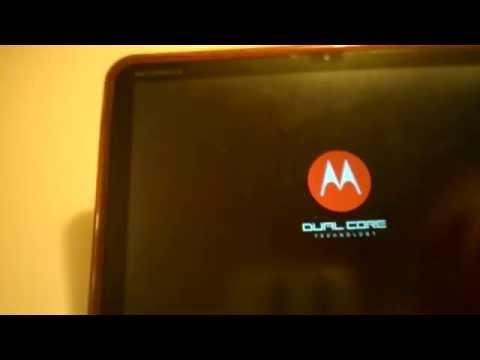 Motorola XOOM power button problem FIX