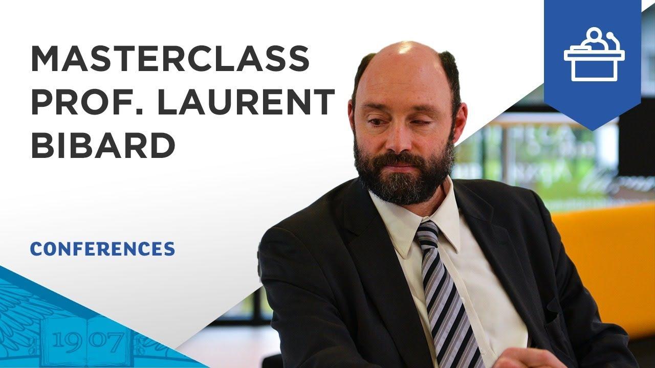[Conférence] Laurent Bibard : qu'y a-t-il de si nouveau dans la crise du Covid-19 ?