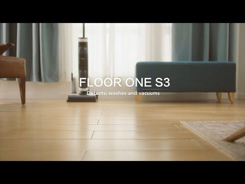 Tineco Floor One S3, limpieza completa de los suelos