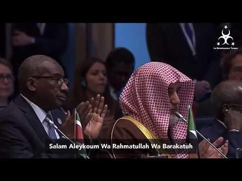 Le discours HISTORIQUE d'Erdogan lors de l'OCI pour Jérusalem ! (VOSTFR)