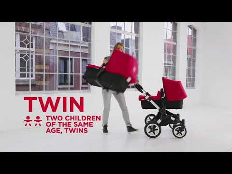 Full Demo How To Use The Bugaboo Donkey Twin Bugaboo Strollers
