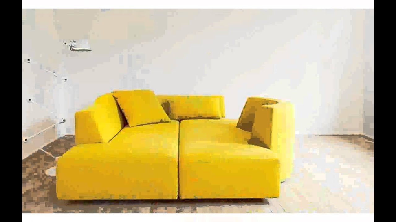 Liegewiese Sofa - design - YouTube