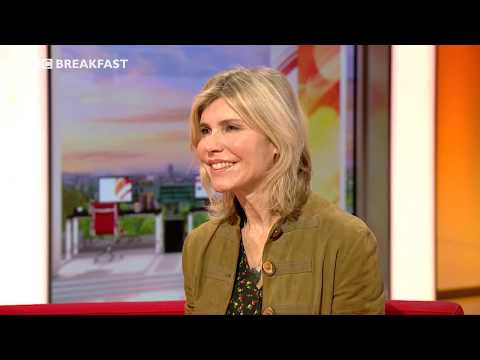 Amanda Ursell talks to BBC Breakfast about healthy portion sizes