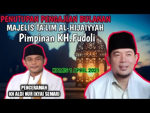 Download KH SEMAR NGISI ACARA DI RUMAH KH.FUDOLI