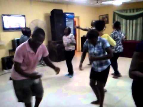 Home Affairs Retreat Dancing Competition