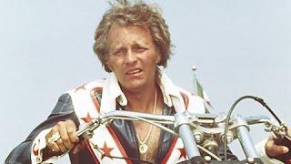 Evil Knievel (Entire old 70's movie) - George Hamilton
