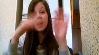Видео урок витая коса водопад