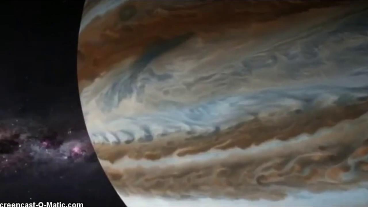 NASA! impact! on Jupiter! The king of Planets! Star Wars ...