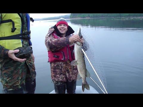 рыбалка в новом ургале
