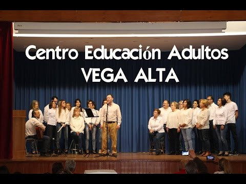 Educación de Adultos English Group V1