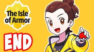 Pokemon Sword & Shield - The Isle of Armor - Part 3 - The Ending!   Blitzwinger