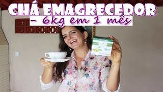 Chá que emagrece muito, controla pressão arterial, previne diabetes e alzheimer