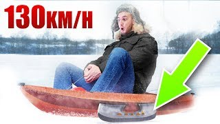 Gdy pęka lód | 130km/h
