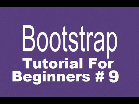 Bootstrap Tutorial For Beginners 9 - Creating Responsive Multi Column Layout