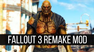 Some of the Major New Releases from the Fallout 3 Remake Mod