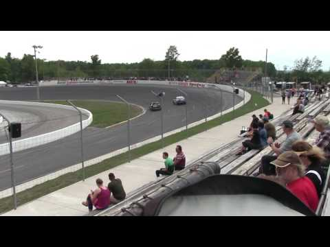 Sunset Speedway Mighty Mini Heat 1 2016 09 10